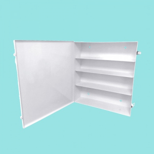 China Factory of 4-shelf large first aid cabinet